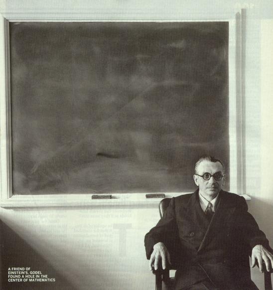 godel blank chalkboard