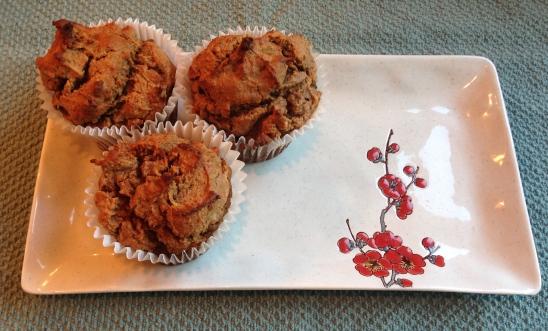 Ta-DA!  Call the muffin man...we have a winner.