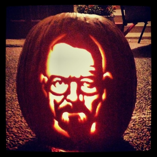 2013 - Walter White (Breaking Bad) - Keith Bordeaux